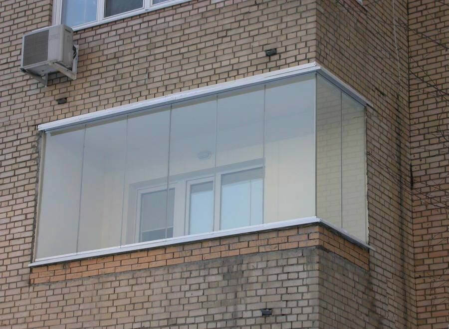 Финское остекление балкона - балконский - балконы и лоджии в.